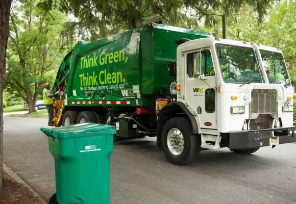 Waste Management Monthly Reporting